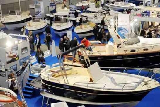 Punta all'estero l'economia del mare
