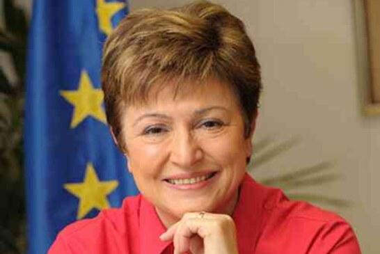 Avanza la bulgara Kristalina Georgieva
