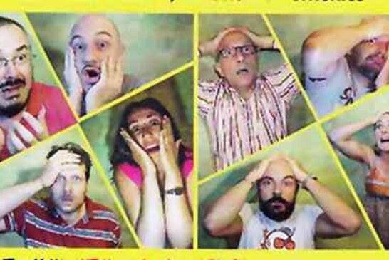 Risate matte al teatro sette