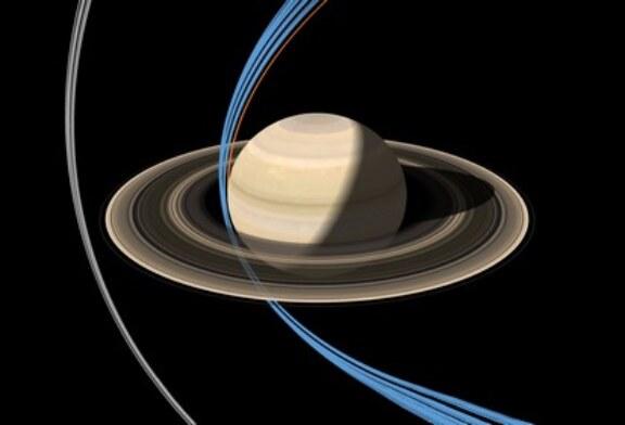 Saturno meno lontano grazie alla sonda Cassini
