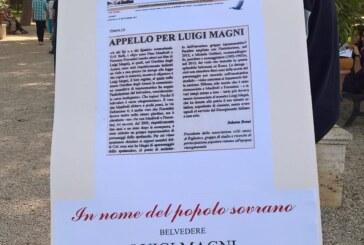 Un posto al Belvedere per Luigi Magni