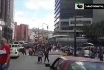 Caracas al buio per un guasto elettrico