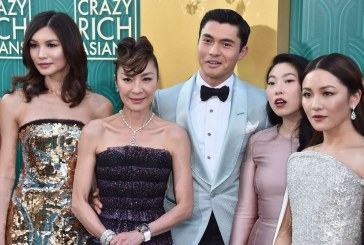 Crazy Rich Asians vince la sua pazza scommessa