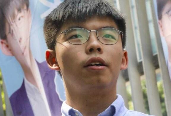 Il mondo di Joshua Wong