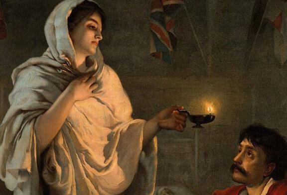 La signora con la lanterna